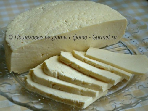 P1150636 500x375 Сыр Домашний   Gurmel